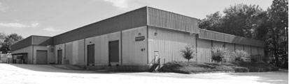 The Wall Control Manufacturing Facility in Atlanta Georgia, USA