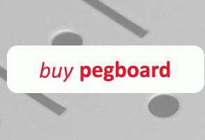 buy garage pegboard